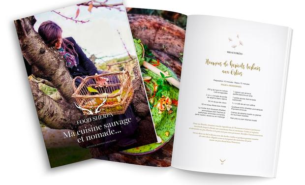 Visuel du projet FOOD SHERPA, ma cuisine sauvage et nomade