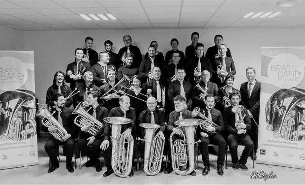 Project visual Brass Band de la Vienne - Go to Championnat de France 2020