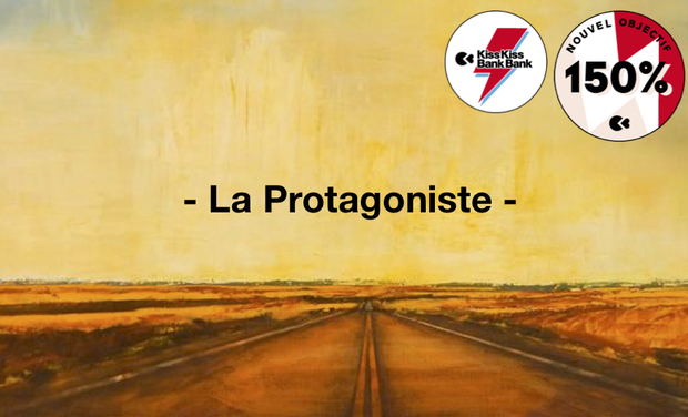 Project visual La Protagoniste
