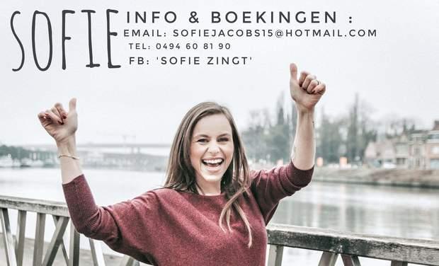 Visuel du projet Nieuwe single Sofie