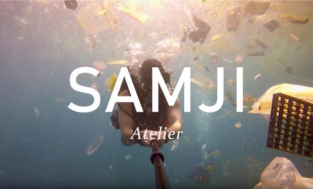 Project image Atelier Samji - Du déchet à l'objet