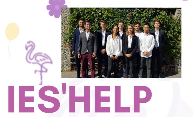 Visuel du projet Ies'Help - Anniversaires pour enfants logés en hôtel social.