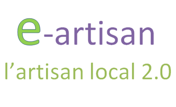 Project visual E-artisan: votre artisan local 2.0