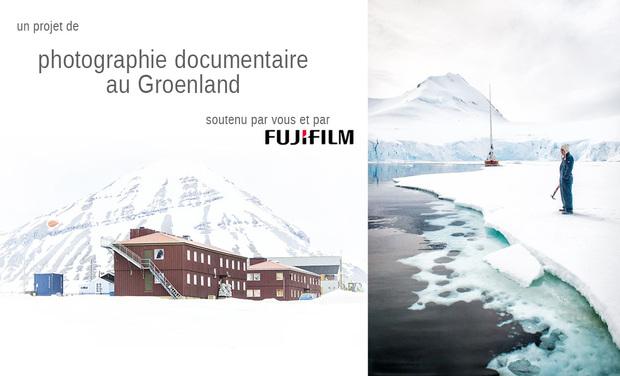 Project visual Women of Akunnaak, Greenland - Photo Documentary