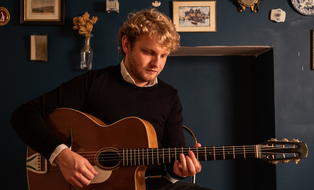 Image du projet Fanou Torracinta - Gispy Guitar From Corsica Vol.l