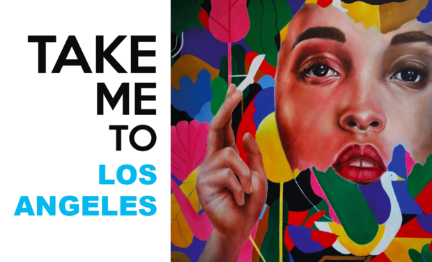Project visual Objectif Los Angeles