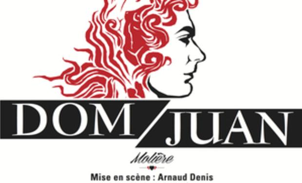 Visuel du projet Dom Juan de Molière par Arnaud Denis