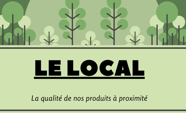 Omslagfoto van project Le Local