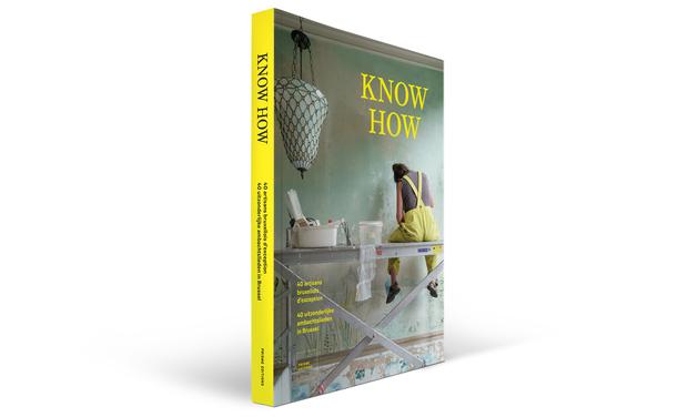Image du projet KNOW HOW: 40 artisans bruxellois - un livre, une exposition