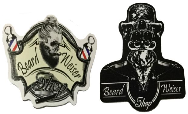 Project visual Beard Weiser Shop