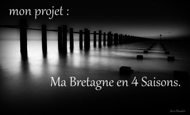 Visuel du projet « Ma Bretagne en 4 saisons »