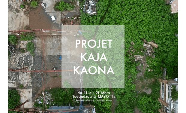 Project visual Projet Kaja Kaona - Mayotte