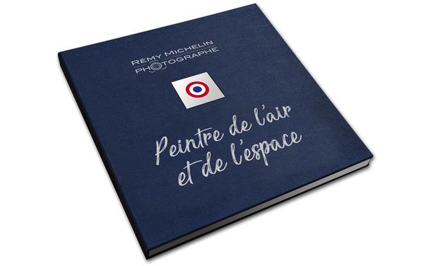 Visuel du projet Le livre Rémy Michelin « Peintre de l'air et de l'espace »