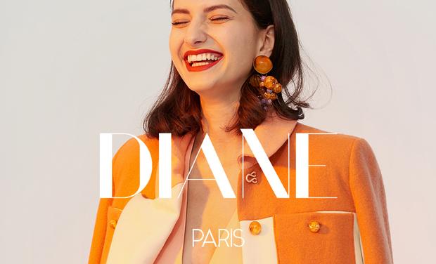 Project image DIANE Paris : une marque de luxe responsable