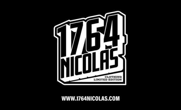 Project visual 1764 NICOLAS // Clothing Limited Edition