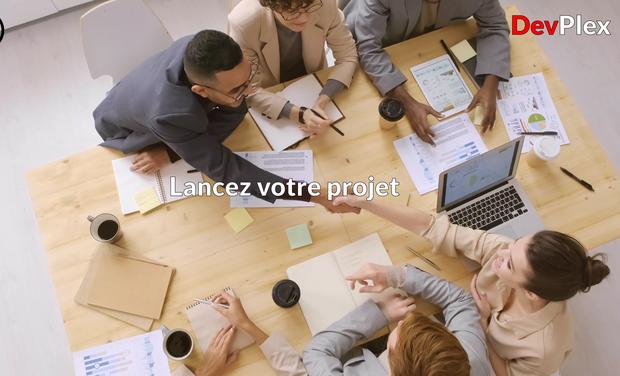 Project visual Création d'un Centre Régional de Développement de Projets