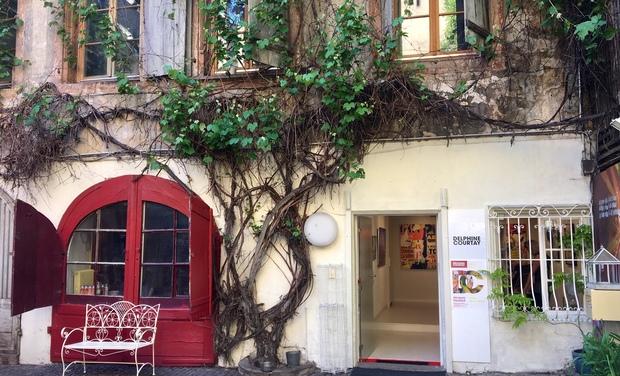 Visueel van project Galerie Delphine Courtay