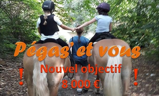 Visuel du projet Pégas' et vous !