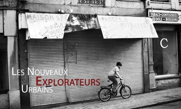 Visueel van project Les Explorateurs Urbains : Invasion Photographique 2014