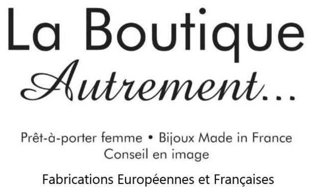 Project visual La Boutique Autrement... Consommer différemment