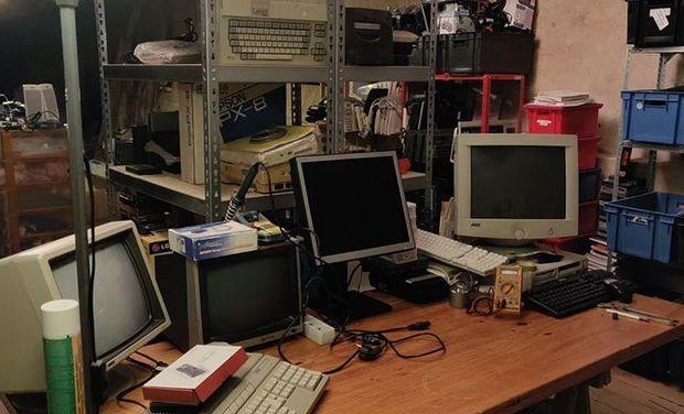 Visuel du projet Sauvegarde du Patrimoine numérique historique de l'antenne Parisienne de la WDA.