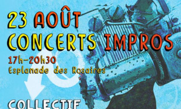 Visuel du projet Impro-concert
