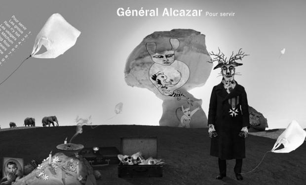 Visuel du projet NOUVEL ALBUM DE GÉNÉRAL ALCAZAR