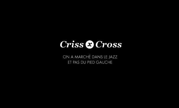 Project visual CRISS CROSS, le Livre