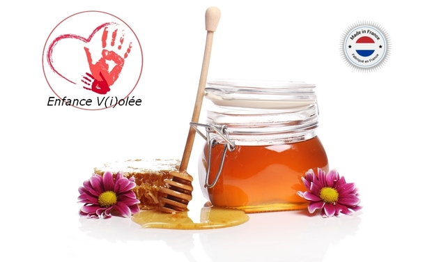 Project visual Du miel pour les victimes !