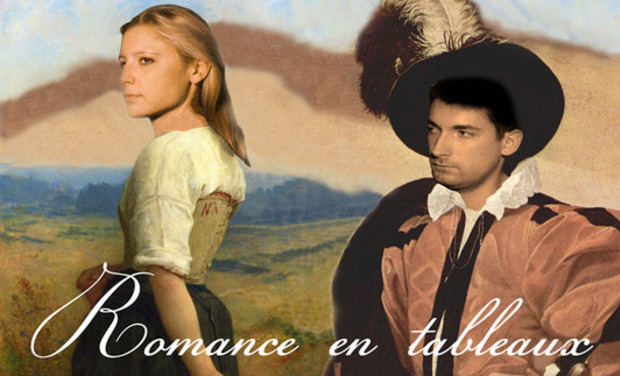 Project visual Romance en tableaux