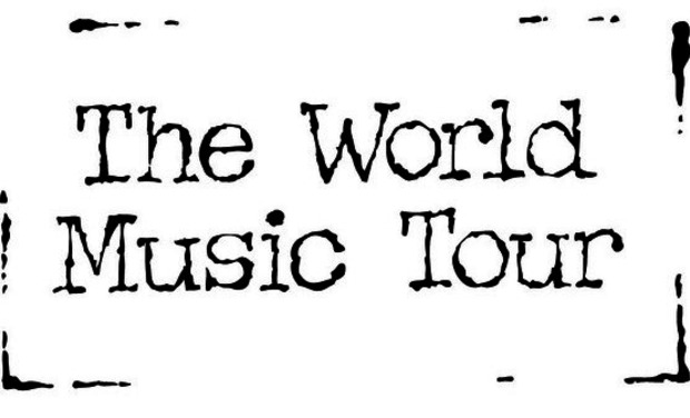 Visuel du projet The World Music Tour