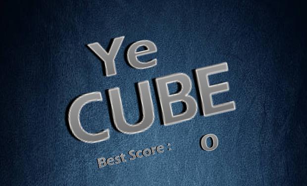 Visuel du projet YECUBE - Jeu ID