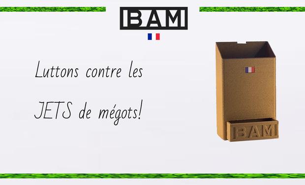 Visueel van project BAM La petite révolution éco-responsable