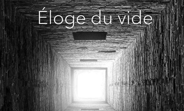 Visueel van project Eloge du vide