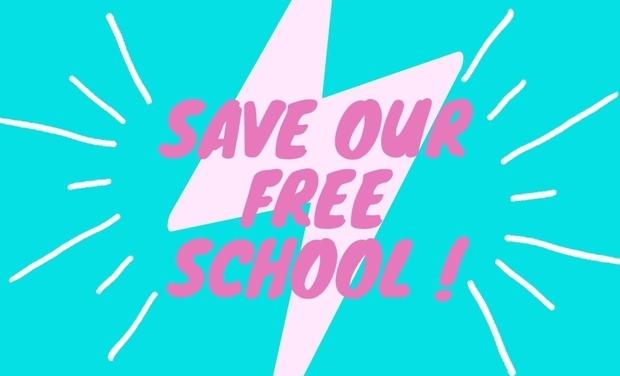 Visuel du projet Sauver notre école gratuite EFTG !