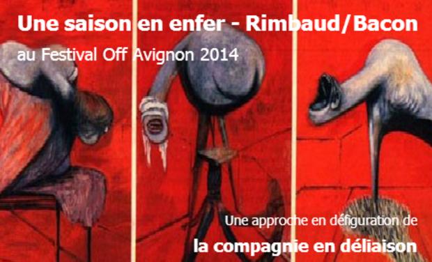 Visueel van project Une saison en enfer - Rimbaud / Bacon