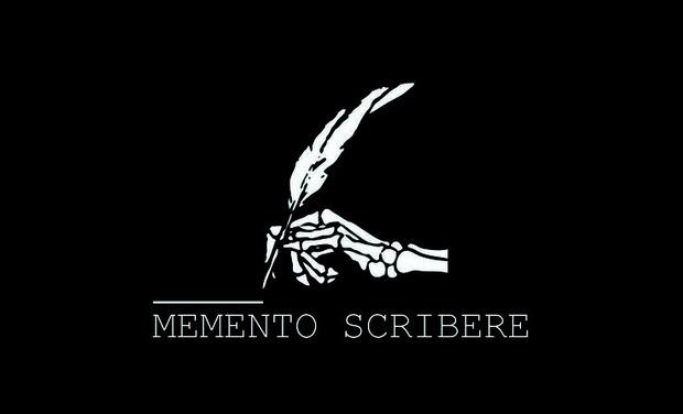 Visueel van project Memento Scribere