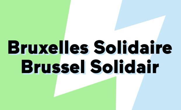 Visuel du projet Bruxelles Solidaire - Brussel Solidair