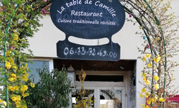 Project visual 10 - La table de Camille à Nogent-sur-Seine