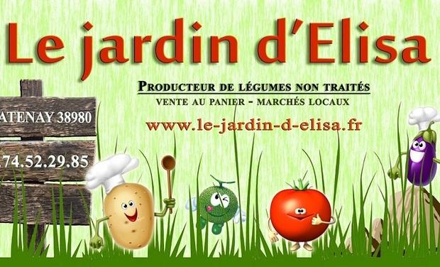 Visuel du projet Une Serre pour le Jardin d'Elisa