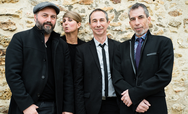 Project visual Aurore Voilqué trio feat Angelo Debarre