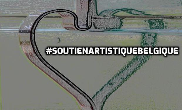 Visuel du projet Soutien artistique Belgique