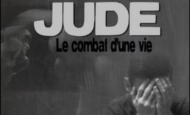Visueel van project JUDE le combat d'une vie