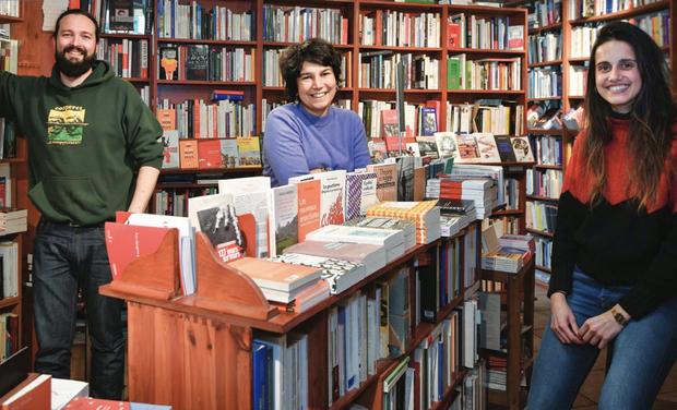 Visuel du projet Soutenez Envie de lire, la plus ancienne librairie coopérative de l'hexagone !