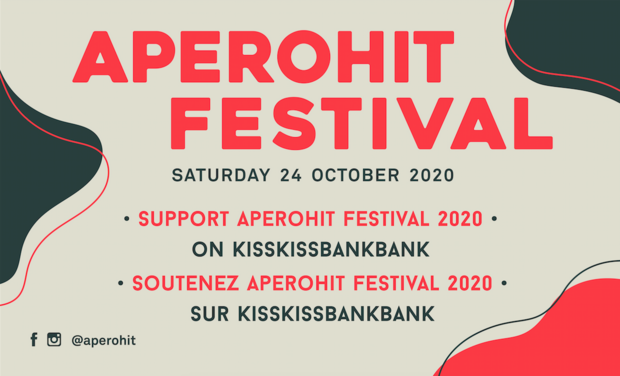 Visuel du projet Aperohit Festival #2020