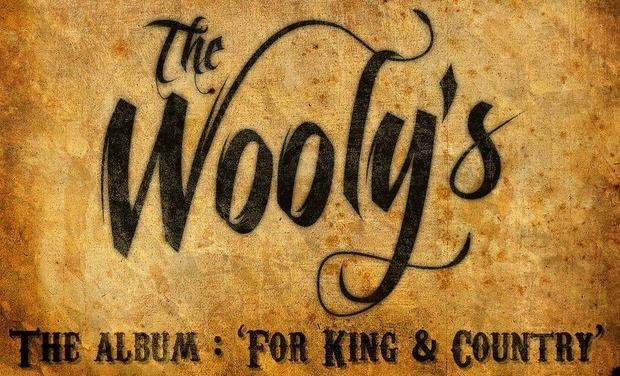 "Visuel du projet Album ""The Wooly's"" - 10 Tracks"