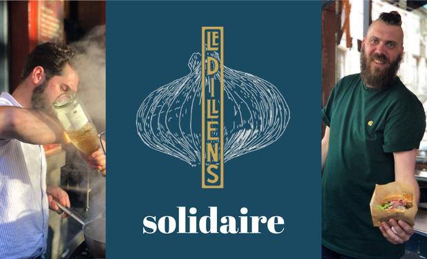 Visuel du projet Le Dillens solidaire