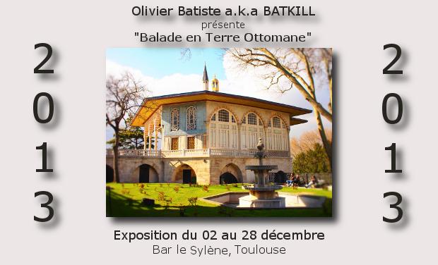 "Visuel du projet ""Balade en Terre Ottomane"""