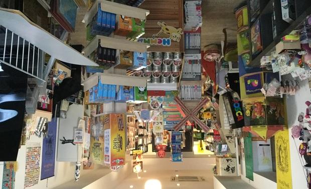 Project visual Soutenez la librairie fidesienne «36 grande rue»