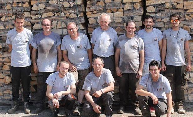 Visuel du projet 86 - Lepinois Bois Industrie à Chauvigny